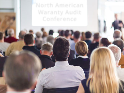 North American Warranty Audit Conference