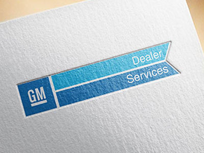 GM Dealer Equipment & Services Endorsement