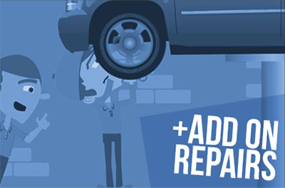 Add On Repairs Warranty Training Video