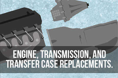 Engine Transmission Transfer Case Replacement Warranty Training Video