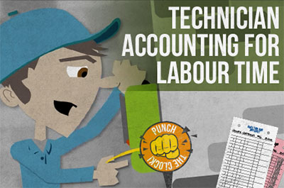 Technician Labour Time Warranty Training Video