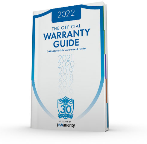 Official Warranty Guide