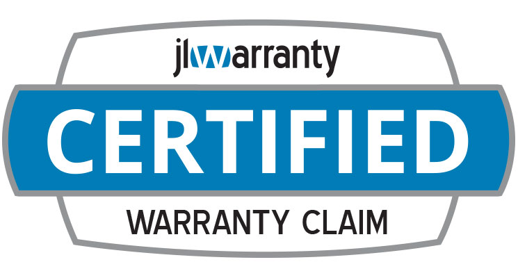 jlwarranty certified warranty claims