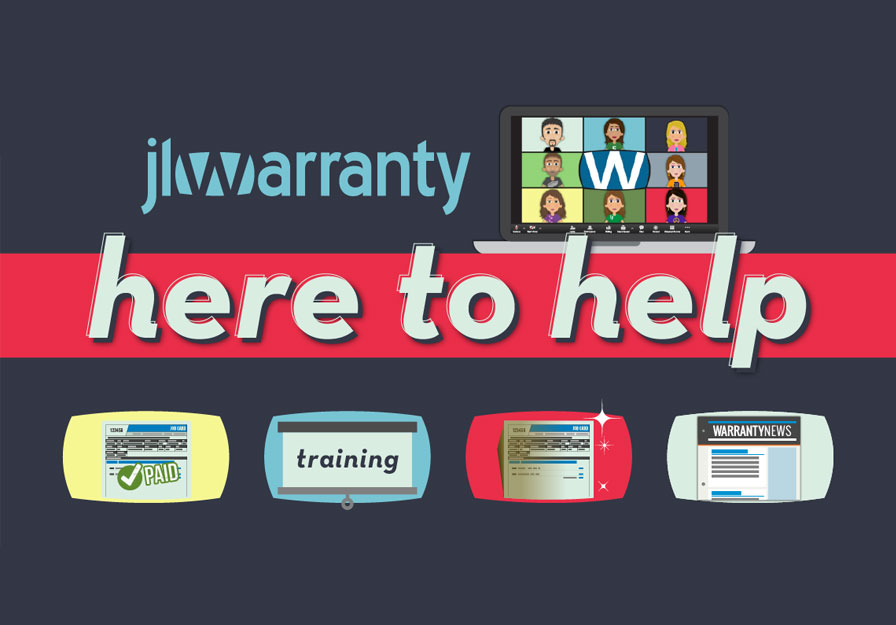jlwarranty Here to Help Video