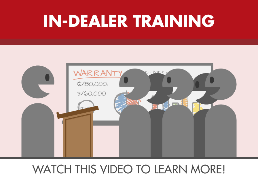 In-Dealer Training