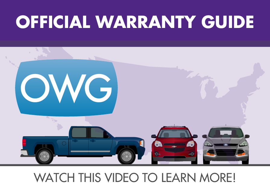 Official Warranty Guide video