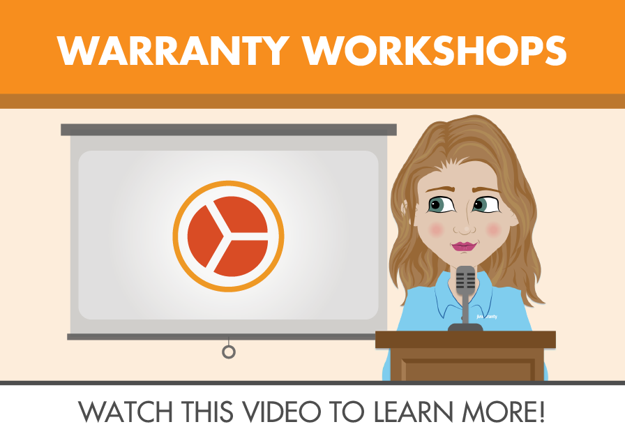 jlwarranty Warranty Management Workshop Video