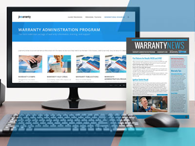 Warranty Administration Program